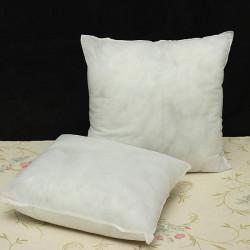 2 Size Non-woven Square Pillow Core Inner Cushion Insert Sofa Goods