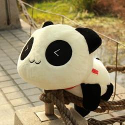 35 45 55cm nette Panda Kissen Soft Home Autositz Dekokissen