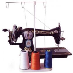 3 Spool Tråd Stativ Husholdningssymaskine Tilbehør