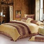 4stk sehr weichem Floss reagierendes Drucken Bettwäsche Sets Heimtextilien
