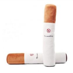 80CM Plush Cigarette No Smoking Pillow