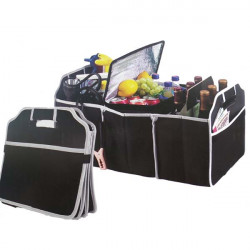 Collapsible Car Boot Storage Bag Nonwovens Tool Organizer
