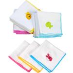 Gestickte Honeycomb Taschentuch aus Baumwolle Gaze Baby Gesicht Handtuch Heimtextilien