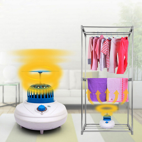 Multifunktions Tørretumbler Maskine Garment Tør Enheden Mod Damp Hjem Tekstiler