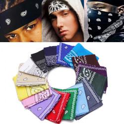Udendørs HIPHOP Tørklæde Facecloth Pirate Lommetørklæde Biker Hat Cap