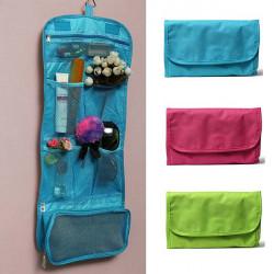 Tragbare Reise Kulturhängetasche Wash Taschen Kit