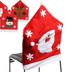 Weihnachtsmann Weihnachts Stuhl Abdeckung Garten Heim Dinner Tischdekoration