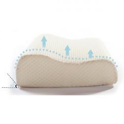 Langsom Rebound Hukommelse Bomuld Pude Health Pleje Pillow
