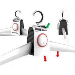 Intelligente klappbaren tragbaren Wäschetrockner Reisebüros Kleidung Trockenrack