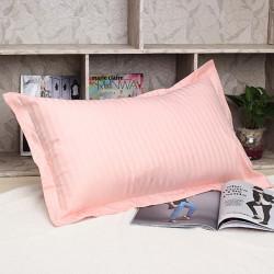Soft Bomuld Pudebetræk Pure Stripe Pudebetræks Bed 45cmX75cm