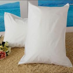 Soft Polyester White Hotel Kissenbezug Home Lodge Kissenbezug