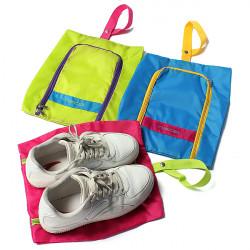 Travel Shoes Box Pouch Storage Foldable Nylon Waterproof Portable Bag