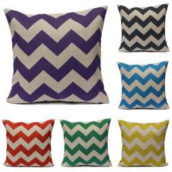 Wellen Muster Bettwäsche Kissen  Haus Trends Sofa Kissen