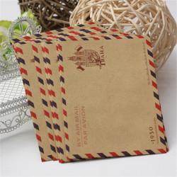 10stk Weinlese Umschlag Postkarte Schreiben Stationäre