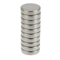 10Pc12mmx3mm N35 Disc Rare Earth Neodymium Super Starka Magneter