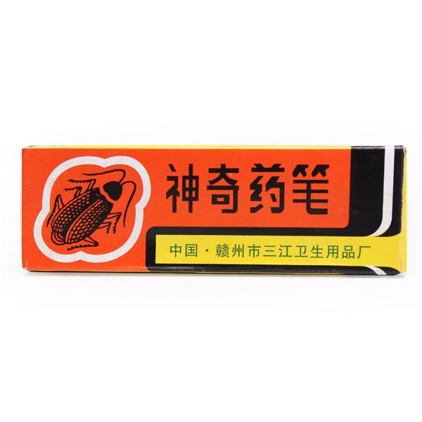 10stk Miraculous Insektmiddel Chalk Pest Kakerlak Roaches Magic Pen Husholdningsartikler