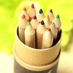 12 Färger Kids Artist Marco Fine Rita Färgglada Pennor