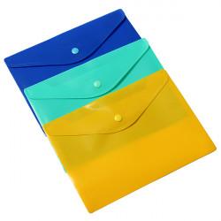 12st A5 Dokument Papper Knapp Arkivering Mappfil Väska