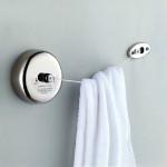 2.5m Rustfrit Stål Udtrækkelig Indendørs Tøj Linje for Hjem Hotel Husholdningsartikler