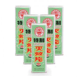 50st Effektiv Mygga Matta Smoke Handtailor Pest Killer Dunk