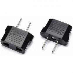 AUS to US Canada Travel Charger Adapter Plug Converter