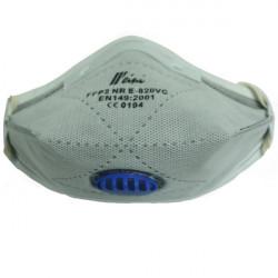 Aktiveret Carbon Folding Dust Mask E-820VC