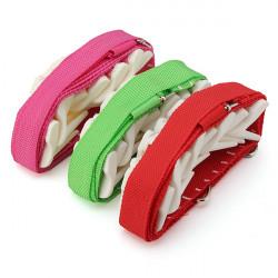 Adjustable Multifunctional Door Hook Belt - Black/Green/Pink/Red