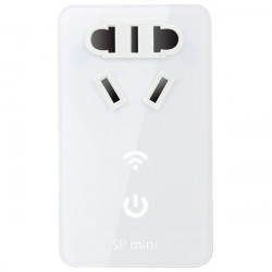 Broadlink SP Mini Smart WiFi Fjernbetjening Phone Kontrol Timming Plug Socket