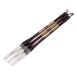 Chinese Calligraphy Wolf Sheep Hair Regular Script Writing Brushes