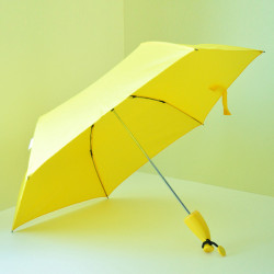 Creative Banana Novelty Fashion Anti-uv Rain Proof Umbrella