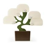 Desk Bonsai Creative Desktop Kontor Magnetisk Bemærk Sæde Opbevaring Box Kontorartikler