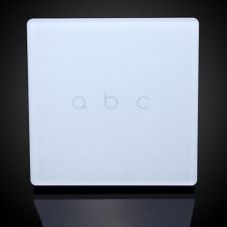 Geeklink FB1 Smart Home Fernwandleuchte Rückkopplungsschalter Three Way