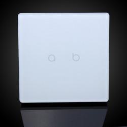 Geeklink FB1 Smart Hem Remote Vägglampa Feedback Switch Two Way