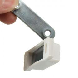 Home Cupboard Magnetic Cabinet Door Holder Latch Stopper