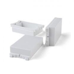 LIVOLO Alla Blank Socket Funktion Klaviaturlock för VL-C300-81 / 82 Panel