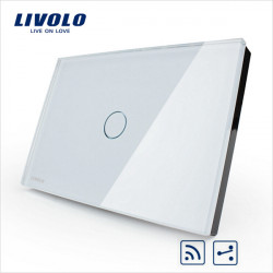 LIVOLO Intermediate Remote Touch Wall Light Switch VL-C301SR-81/82