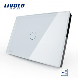 LIVOLO Mellanvägglampa Touch Switch VL-C301S-81/82