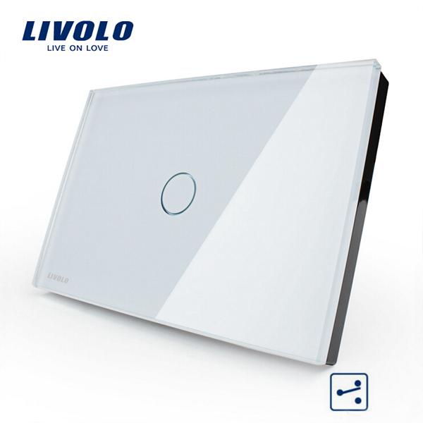 LIVOLO Intermediate Væglampe Touch Switch VL-C301S-81/82 Smart Hjem