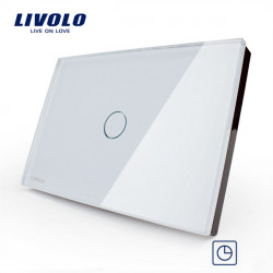 LIVOLO Timer Touch Wall LIght Switch 30s Delay VL-C301T-81/82
