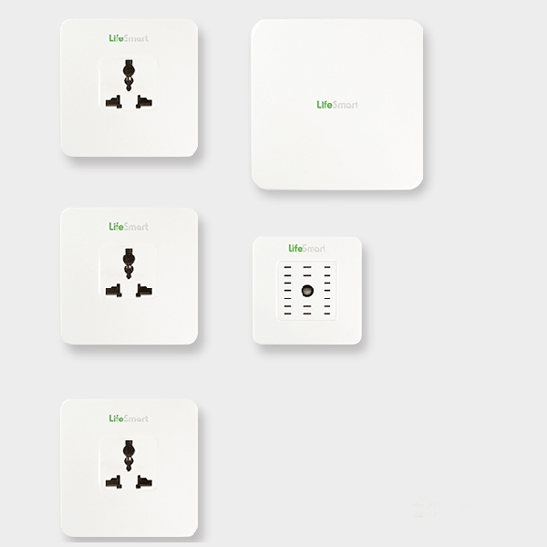LifeSmart of Smart Hub,Multi Sensor,Smart Plug of Smart Home Smart Home