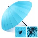 Lång Handtag Vindtät Stora Regn Sol Män Kvinnor Paraply Hushållsredskap