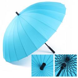 Lang Håndtag Vindtæt Stor Regn Sol Outdoor Mænd Damer Paraplyer