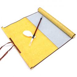 Magie nicht Tinte Kalligraphie Farbe Scroll Schreiben Cloth Paper Set
