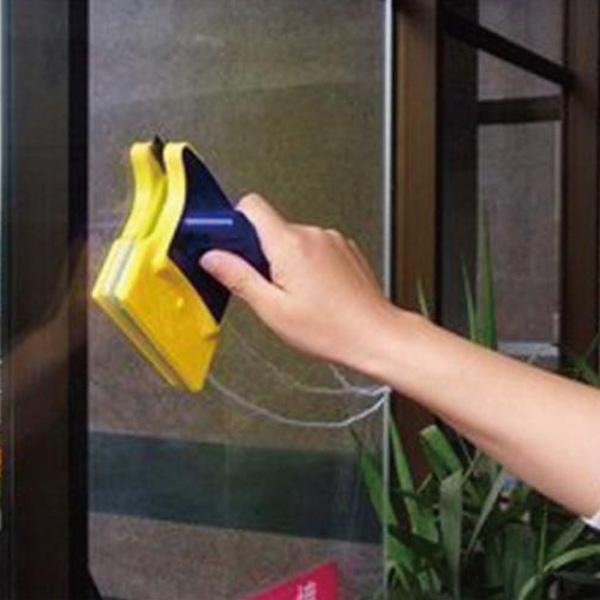 Magnetisk Wizard Vindue Dobbelt Side Glas Wiper Renere Husholdningsartikler