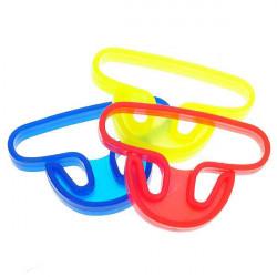 Portable Plastic Shopping Grip Bag Holder Carrier HOT