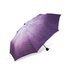 Regnskydd & Solskydd Elargol Anti-UV Vikbart Paraply