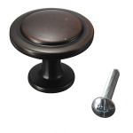 Retro Style Cabinet Door Drawer Hardware Knobs Bin Cup Handles Housekeeping