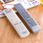 Silica Gel TV Fjernbetjening Støvhætte Beskyttende Gear Opbevaring Tasker Husholdningsartikler
