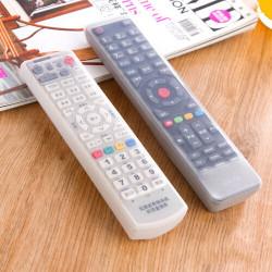 Silica Gel TV Fjernbetjening Støvhætte Beskyttende Gear Opbevaring Tasker