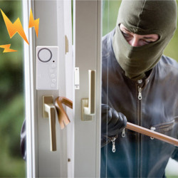 Smart Home Wireless Door Motion Guarding Sensor Security Alarm System
